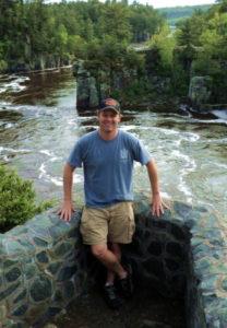 Eric Flinn at Erics Canoe Rental